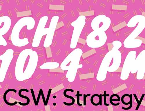 "Save the Date!  Women's Major Group Strategy Meeting ""CSW61"""