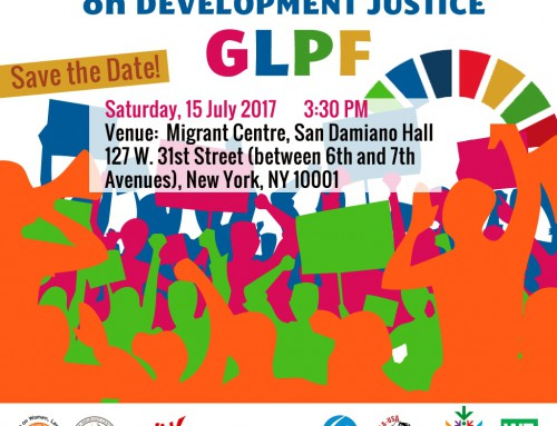 Side Event: Ground Level People's Forum (GLPF)