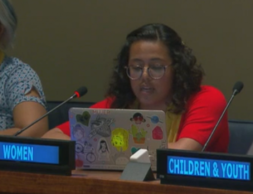 HLPF 2018: Lillian Cueva's Review on SDG 11: Cities
