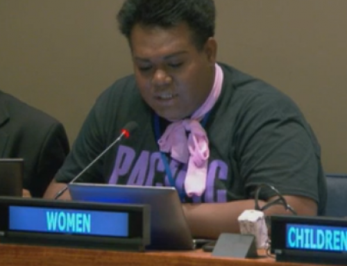 HLPF 2018: Amasai Jeke's Intervenion on Transformation towards sustainable and resilient societies: SIDS perspective